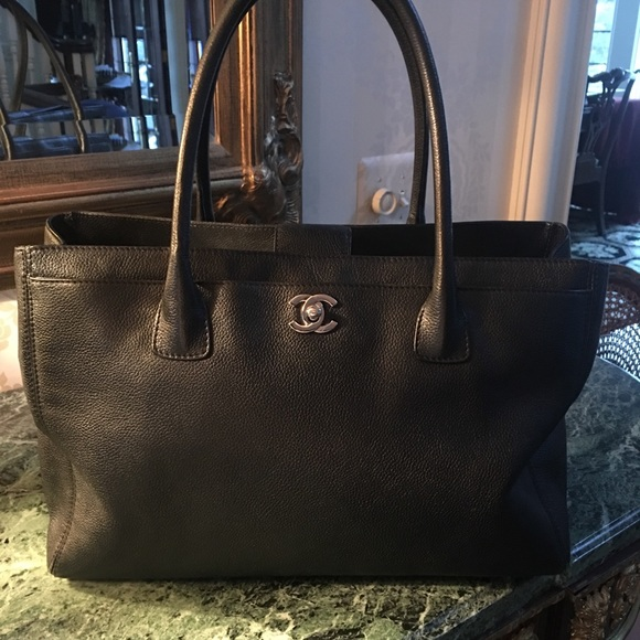 2467bf8a68ad CHANEL Bags | Cerf Executive Tote | Poshmark